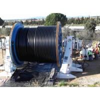 OMAC ITALY światowy rekordzista stojaka kablowego o nośności 90 Ton