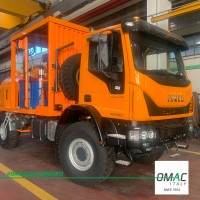 OMAC OIL WELL SERVICE VEHICLE