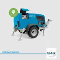 MELBYE PRESENT OMAC HYDRAULIC PULLER UP50