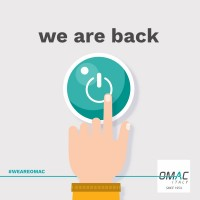 IN OMAC WE START AGAIN WITH MORE COMMITMENT AND PASSION THAN EVER BEFORE