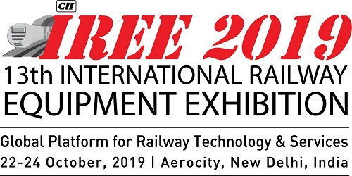 INTERNATIONAL RAILWAY EQUIPMENT EXHIBITION - IREE 2019